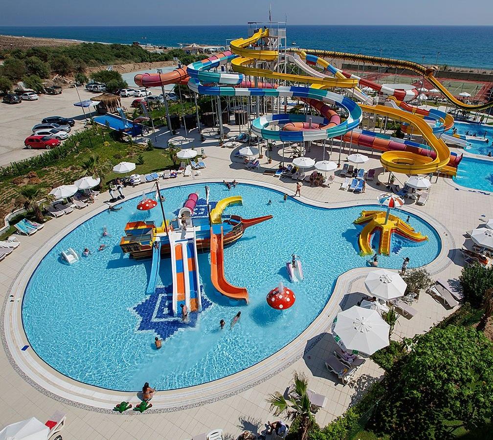 Фото отеля для детей турция